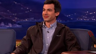 Nathan Fielder's Jacket Line Raised $150,000 For Holocaust Awareness