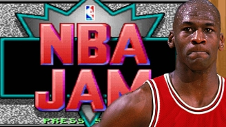 There's An Original 'NBA Jam' With Michael Jordan And It May Soon Be Revealed To The World