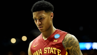 The Internet's Final Perfect NCAA Tournament Bracket Went Up In Flames With Iowa State