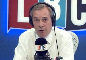 Leading Brexit Proponent Nigel Farage Claims He Will 'Go Live Abroad' If Brexit Fails