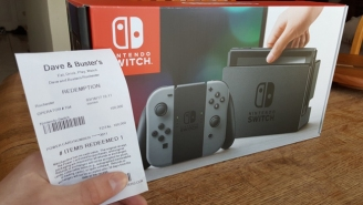 An Expert Arcade Gamer Won A Nintendo Switch For $50 At Dave & Buster's