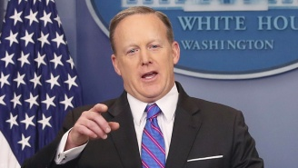 Sean Spicer On A 'Deep State': There's 'No Question' That Government Employees Want To Undermine Trump