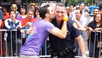 NYPD Cop Michael Hance, Who Went Viral For Twerking At A Pride Parade, Dies Of Cancer