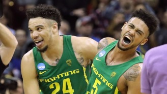 Kansas Is The Latest No. 1 Seed To Go Down, And Oregon Looks Like The Best Team In America