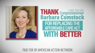 This PAC Got Ahead Of Itself By Running Ads Thanking Republicans For Repealing Obamacare After Trumpcare Was Shelved