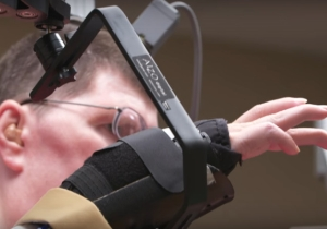 Groundbreaking Technology Gives A Paralyzed Man Use Of His Arm