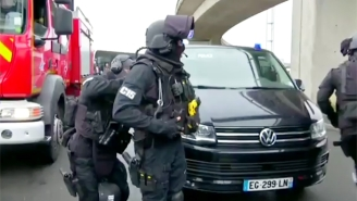 Paris' Orly Airport Was Evacuated After Security Kills A Suspected Terrorist Who Seized A Soldier's Assault Rifle