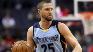 Chandler Parsons' Year May Be Over After Suffering A Torn Meniscus (UPDATED)
