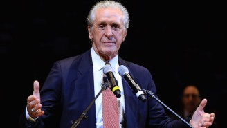 Pat Riley Is Still Shocked LeBron James Left The Heat For The Cavs