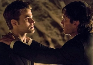 """Weekend Preview: 'The Vampire Diaries' Has An Epic Ending And 'American Crime"""" Returns"""