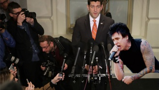 Frotcast 327: Paul Ryan, Papa Roach, And The Aftermath Of A Meme, With Justin Halpern