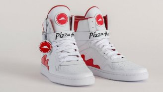 Pizza Hut Is Making Real Shoes That Can Order Pizza For Some Reason