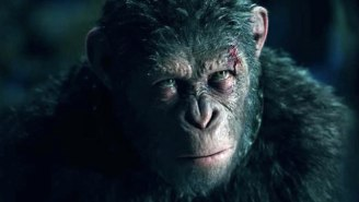 It's Humans Vs. Apes In The 'War For The Planet Of The Apes' Trailer