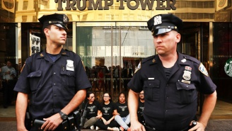 A Secret Service Laptop With Trump Tower Floor Plans And Clinton Email Details Has Been Stolen In NYC