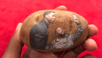 A Company Sent Personalized Potatoes To 150 NBA Players, And They're Glorious