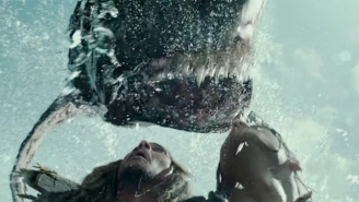 The Ghost Sharks In 'Pirates Of The Caribbean: Dead Men Tell No Tales' Don't Look Quite Right