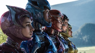 The New 'Power Rangers' Is An Extremely Bizarre Movie