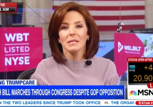 This MSNBC Host Has No Patience For A GOP Lawmaker's Complaint About Men Paying For Prenatal Coverage
