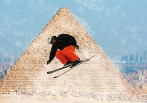 You Can Go Skiing In Egypt Now