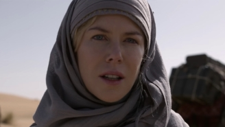 Nicole Kidman Is The 'Queen Of The Desert' In The New Trailer For This Werner Herzog Drama