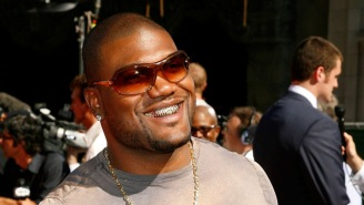 Quinton 'Rampage' Jackson Proclaims Himself 'The Original Conor McGregor'