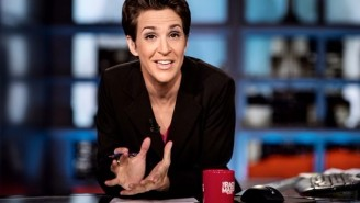 Rachel Maddow Releasing Trump's Tax Returns Sent The Internet Into A Tizzy