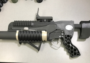 Meet R.A.M.B.O., The Army's 3D-Printed Grenade Launcher