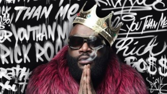 Rick Ross Pulls Together Future, Jeezy and Yo Gotti On 'Dead Presidents'
