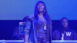 Remy Ma Put Nick Minaj On The Summer Jam Screen With Her Epic 'SHEther' Performance