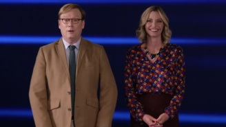 'Review' Ponders The Deceptively Simple World Of Co-Hosts In A Brand New Clip
