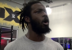 Rich Swann Is Officially Gone From WWE