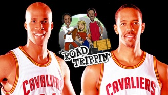 How Richard Jefferson And Channing Frye Created The NBA's Most Interesting Podcast