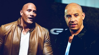 The Rock and Vin Diesel Are Reportedly Still Beefing And Have To Be Kept Apart On The 'F8' Press Tour