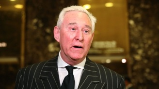 Longtime Trump Advisor Roger Stone Claims That The 'Deep State' Tried To Assassinate Him (Again) Today