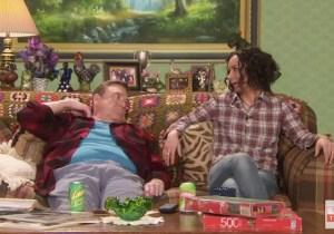 Sara Gilbert Drops A Hard Truth On John Goodman In A Mini 'Roseanne' Reunion