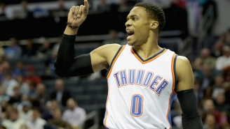 Russell Westbrook Notched Yet Another Triple-Double In Historic Fashion