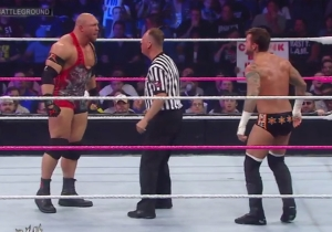 Ryback And Colt Cabana Will Face Off In A CM Punk-Themed Match