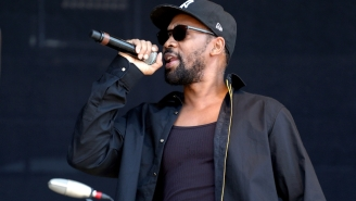 RZA Tackles The Hypocrisy Of America's Response To The Refugee Crisis On 'No Refuge'