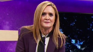 Sam Bee Highlights A Sadly Rare Instance Of Republicans And Democrats Working Together For The Common Good, And It's Wonderful