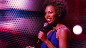 'SNL' Star Sasheer Zamata Tells It Like It Is, And Then Some, In Her New Special
