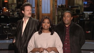 Father John Misty And Octavia Spencer Are Amped Up For This Week's 'SNL'
