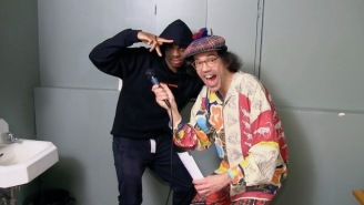 Watch Vince Staples Explain To Nardwuar How He Owes Ja Rule And Ashanti His Life