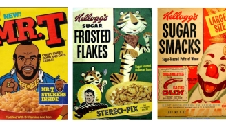 These Vintage Cereal Boxes Reveal The Evolution Of America's Breakfast Icons