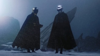 The Internet Flipped Out For Daft Punk and Kiko Mizuhara In The Weeknd's 'I Feel It Coming' Video