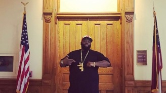 Killer Mike Was Honored By Georgia State Senate For His Work On Atlanta's Infrastructure