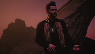 The Weeknd's Throwback 'I Feel It Coming' Video With Daft Punk Is A Sci-Fi Dream