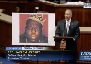 Brooklyn's Congressman Honored Biggie On The House Floor