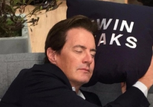 Kyle MacLachlan's New 'Coffeetime' Playlist May Hint At The New 'Twin Peaks' Soundtrack