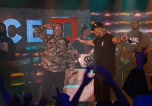 Watch Ice-T And T.I. Join Forces To Become Ice-T.I. On 'Kimmel'