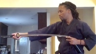 Lupe Fiasco Has Been A Ninja Samurai This Whole Time And No One Told Us
